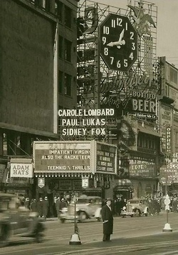 New York City, 1934