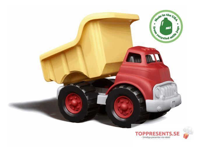 Ekologisk leksakslastbil för barn från 1 år via  TopPresents.se - smidiga presenter via nätet!. Click on the image to see more!