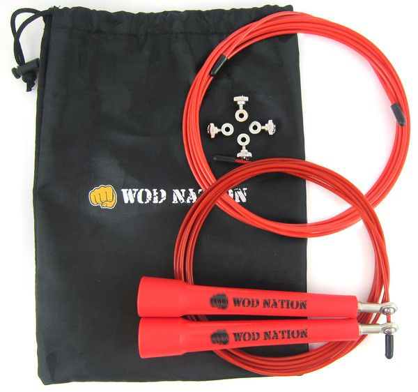 Buy WOD Nation Speed Jump Rope - Skipping Rope Online