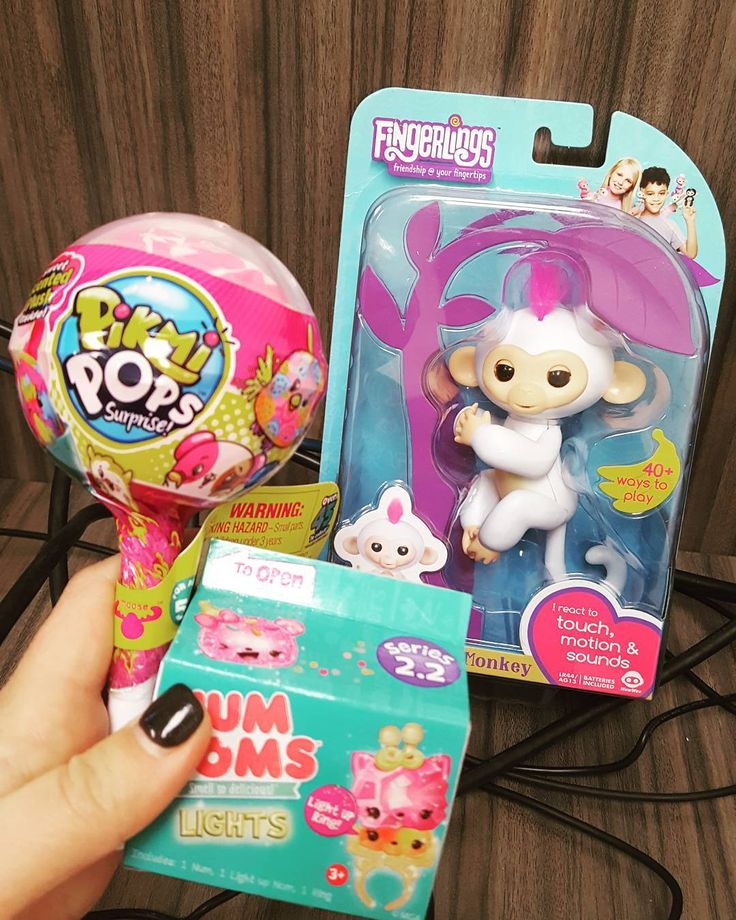 Who's still searching?  Great gift for a little one!   All 6 color Fingerlings available. Free Pikmi Pop or Num Noms Light Up Ring with purchase!  DM me asap! Best price (compared to ebay and amazon!) I can combine shipping if you purchase more than one.  #fingerling #monkey #fingerlingmonkey #couponingcommunity #couponcommunity #coupon #coupons #couponer #couponing #gooddeal #raffle #ufg #uft #idso #iso #hottoy #christmas #wishlist #lolsurprise #bigsurprise #lol #loldolls #lolbigsurprise…