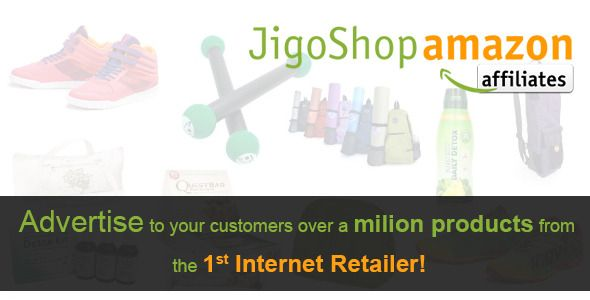 JigoShop Amazon Affiliates - Wordpress Plugin