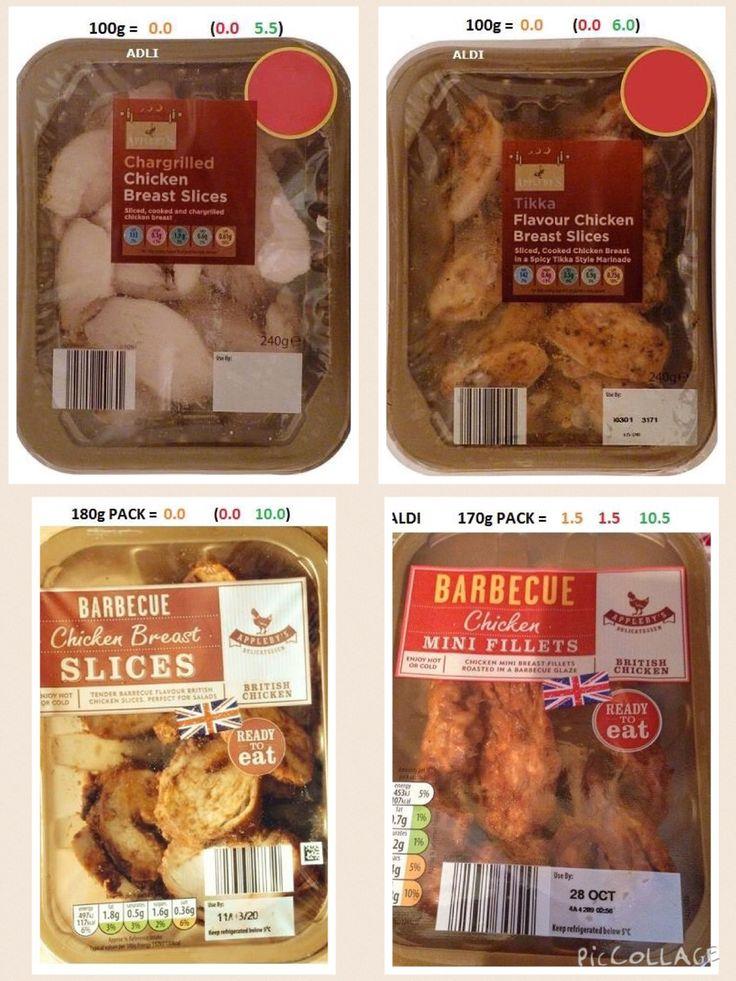 Aldi Cooked Chicken