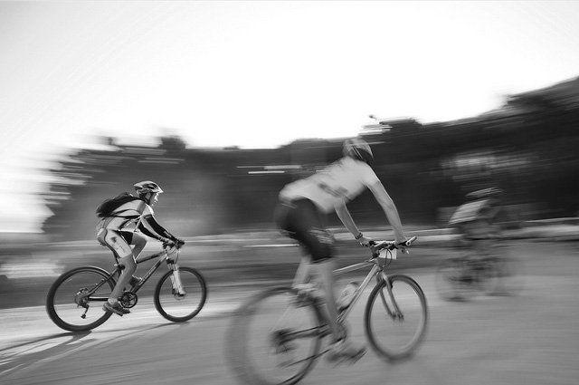 Fotografia deportiva - apunta, dispara y corre