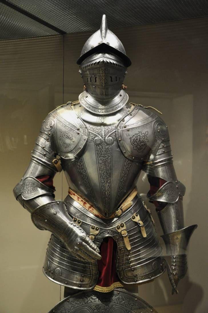дизайнеров средневековые доспехи фото заключении хочу