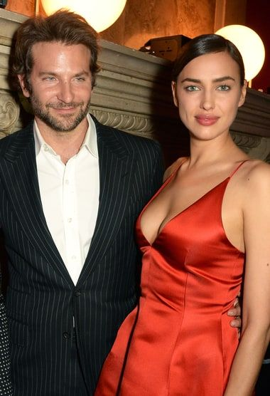 Bradley Cooper and Irina Shayk made their red carpet debut as a couple at the L'Oreal Red Obsession party in Paris on March 8; see the pics!