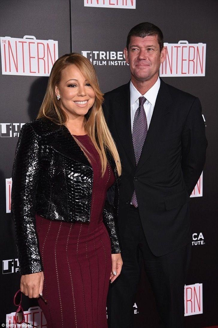 Chicos Mariah Carey está soltera! Su millonario novio la abandonó con boda planeada y todo