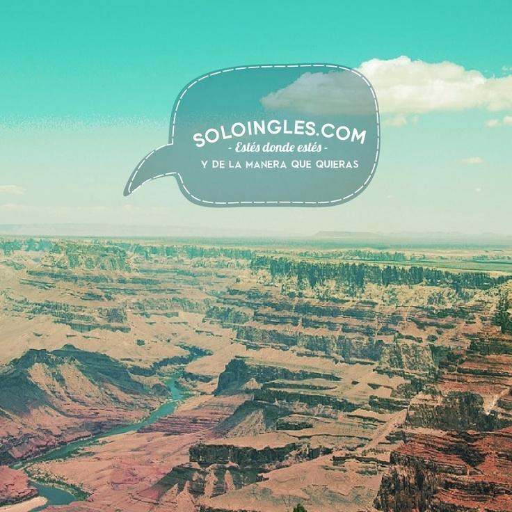 ¡En Arizona o en donde quieras!  Con saber no alcanza, necesitas HABLAR  -www.soloingles.com Clases en Internet por videoconferencia