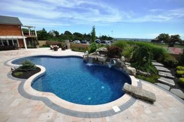 Long Island Inground Pools | In Ground Pool Installation | Swimming Pool | NY | Gappsi