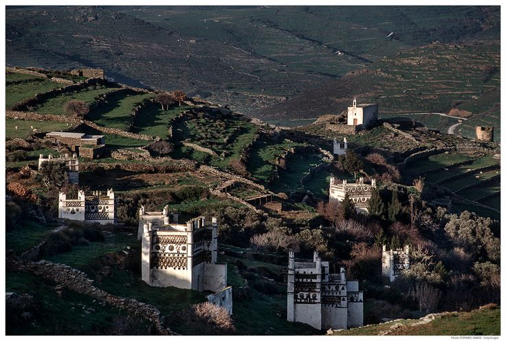 Tinos: A great collection of dovecotes slightlly enlightened  Photo By Stefanos Samios Upscale photography vacations Photo workshop 23-30 August 2014, Tinos