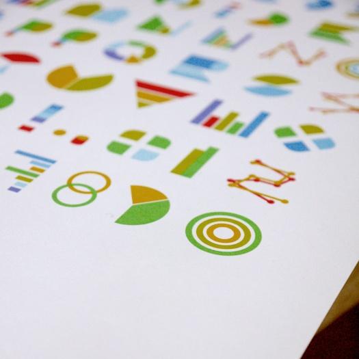 Handmade fonts. on behance