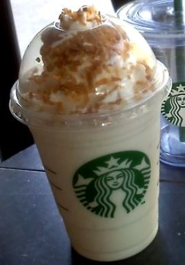 key lime pie frappuccino