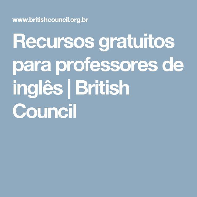 Recursos gratuitos para professores de inglês | British Council