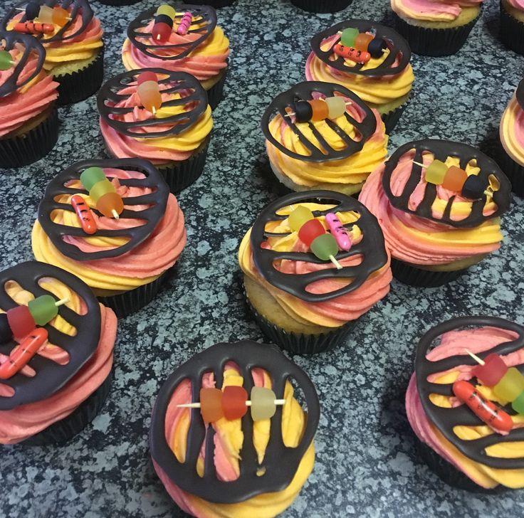 Braai cupcakes