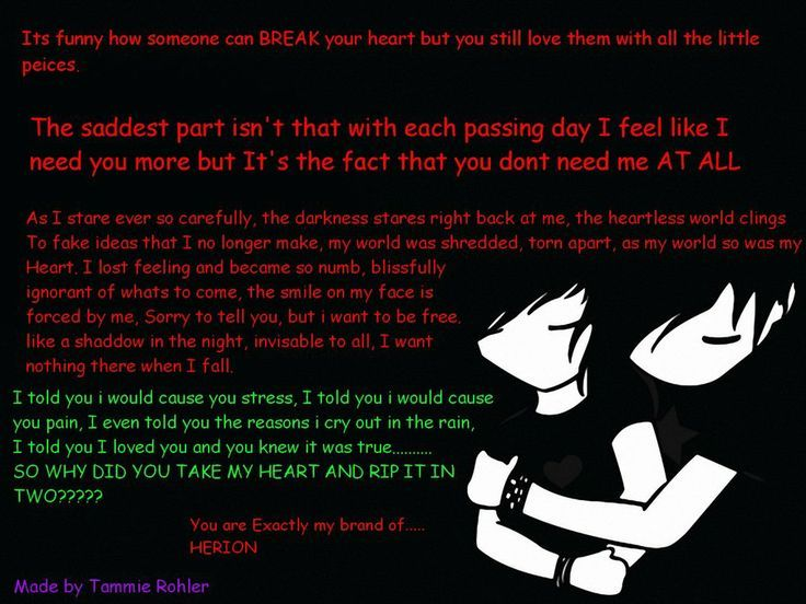 cute love quotes for him | Cute Emo Love Quotes