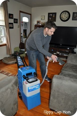 Rug Doctor Furniture Attachment