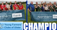 Young Farmers Clubs Of Ulster Tag Rugby ChampionsSSSSSSSSSS 2012!!!!!!!!!!!!!!!!!!!!!!! Gleno Valley YFC & Annaclone & Magherally YFC!!!!!!!!!!!!!!