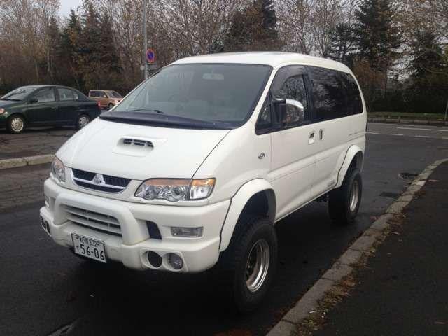 Import a 1999 JDM Mitsubishi Delica Space Gear Chamonix Turbo