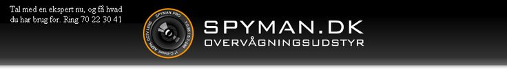 http://www.spyman.dk/spyman_dk___n%C3%A5r_overv%C3%A5gning_er_det_afg%C3%B8rende_-a-3.html Spyman Security Ltd. offers you CCTV video surveillance. Spyman is a well known and recognized firm of importing and supplying CCTV video surveillance. Spyman gives you the best price guarantee on all its products. Spyman has expert technicians and representatives to help you. Feel free to contact for quality based products.