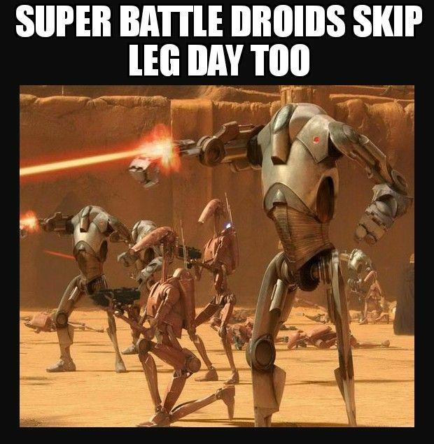 Star Wars Meme Star Wars Memes Battle Droid Star Wars