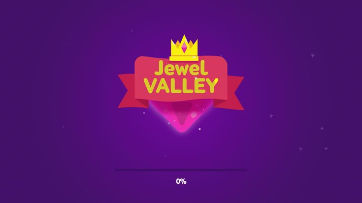Jewel Valley Game on Behance