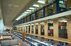 Check out the VIMS Hargis Library, located in Gloucester Point, VA.  Specializing in marine science research, their friendly and knowledgeable staff are available Monday through Friday to help with your research needs!