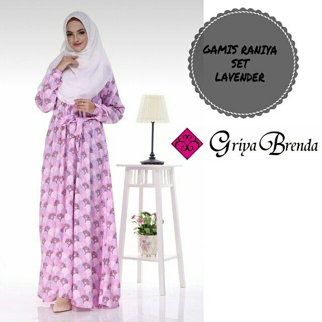 Raniya dress by @griyabrenda