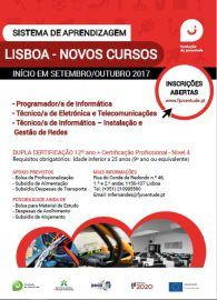 Técnico/a de Informática  Instalação e Gestão de Redes