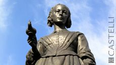30th Nov - On this day: Order of Merit bestowed on 87 year old Florence Nightingale 1907   (Source: Castelli 2017 corporate diary/2017 diaries feature facts every day)