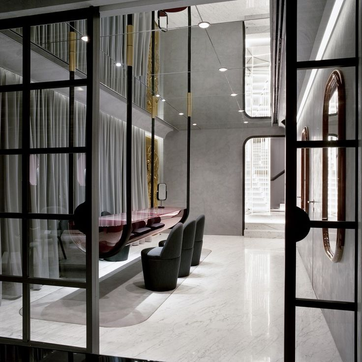 Diamonds In Situ Nirav Modi Flagship Boutique By Jamie Hayon Interior Design