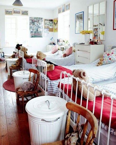 Shake My Blog | Des dortoirs pour les enfants