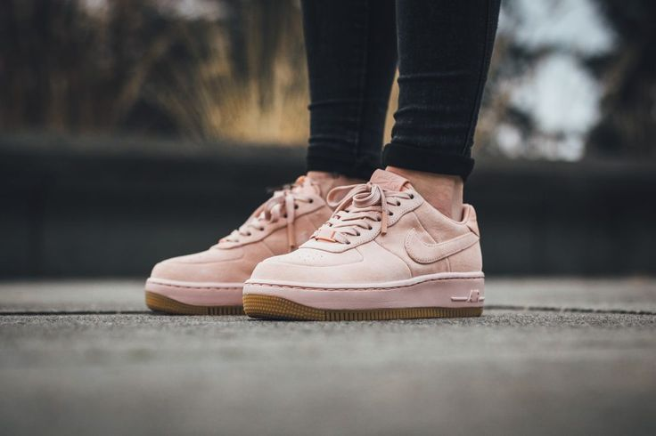 Sneakers women - Nike Air Force one Upstep arctic orange (©titolo)