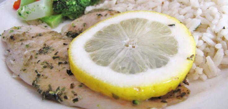 Photo de recette : Tilapia au four facile