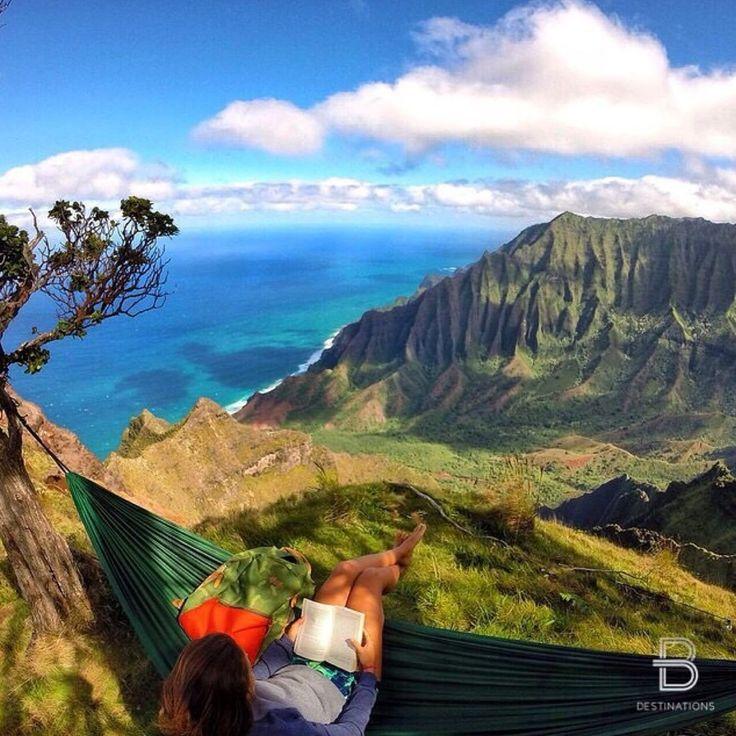 Les 50 destinations à voir avant de mourir : Kauai, Hawaï
