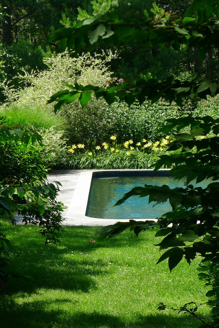 Perfect pool and garden o p p pinterest gardens for Garden pool facebook