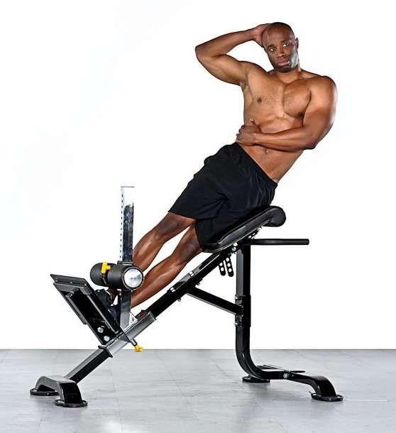 powertec home gym instructions