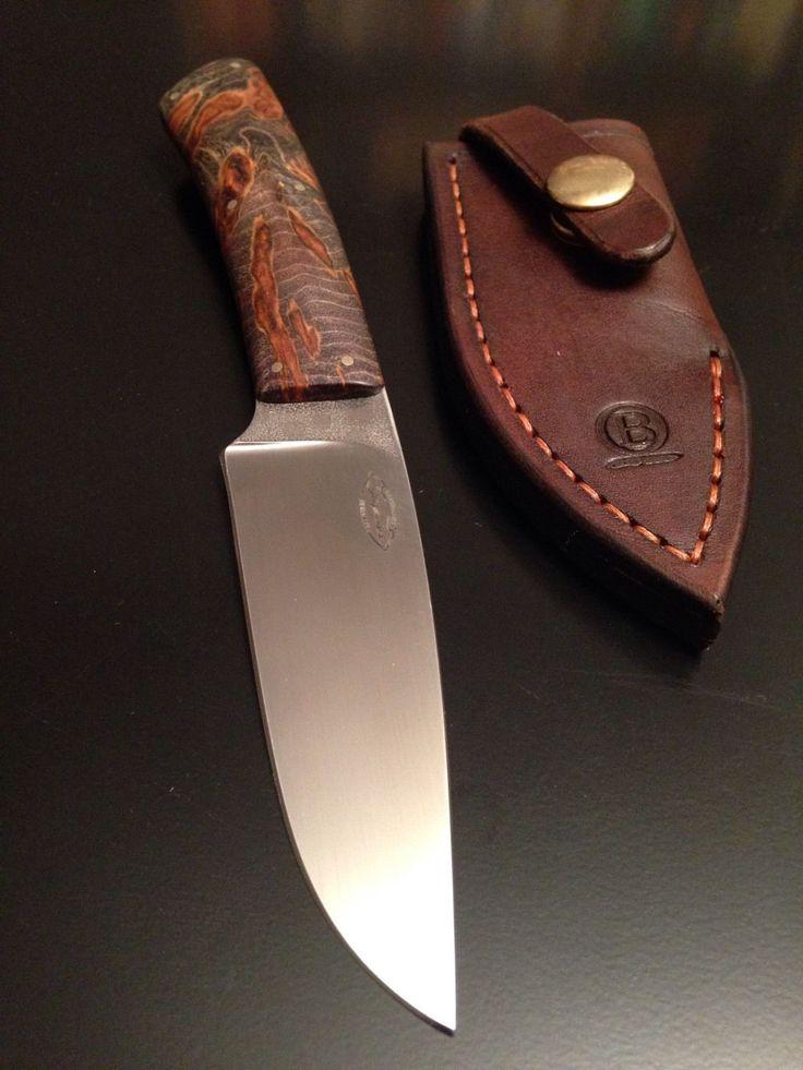 Stefan Steigerwald Custom Messer in Sport, Camping & Outdoor, Werkzeug | eBay