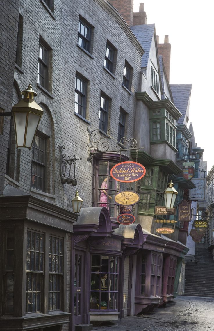 Photos From Inside Wizarding World Of Harry Potter's New Diagon Alley Attractions