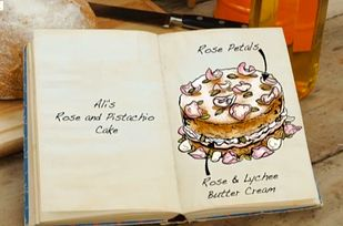 "Every Cake Featured In The First Episode Of ""The Great British Bake Off"""