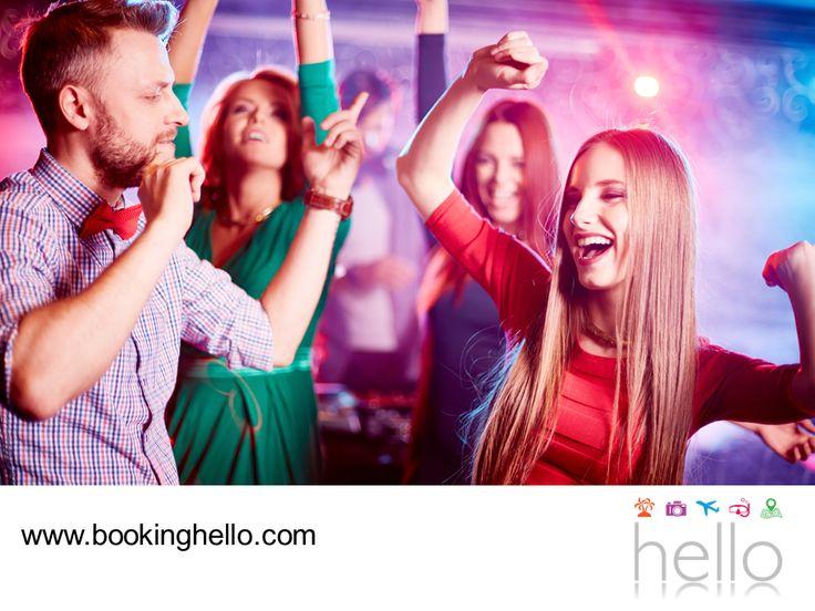 EL MEJOR ALL INCLUSIVE AL CARIBE. Cancún también es conocido como un gran destino para disfrutar de sorprendentes fiestas, ya que cuenta con espectaculares sitios nocturnos donde tú y tus amigos, se divertirán con el mejor ambiente y ritmos musicales. En Booking Hello ponemos a tu alcance las mejores tarifas, para que viajes con todo incluido y vivas unas vacaciones fantásticas. Para mayores informes, visita nuestra página en internet www.bookinghello.com.