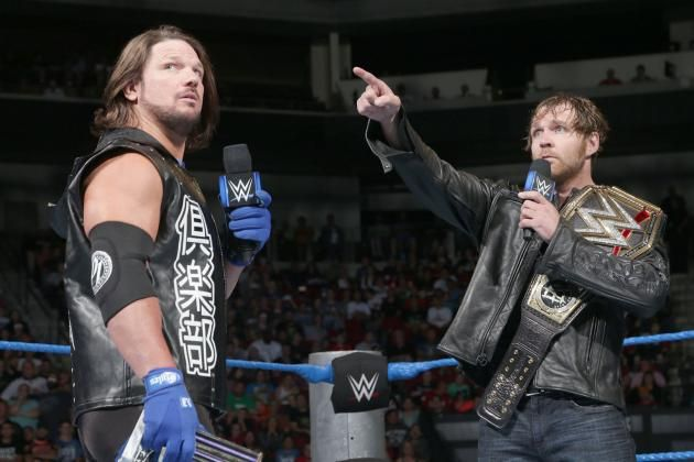 Dean Ambrose vs. AJ Styles: WWE Backlash 2016 Preview and Prediction