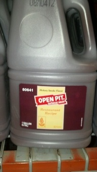 Open Pit BBQ Sauce.  http://affordablegrocery.com