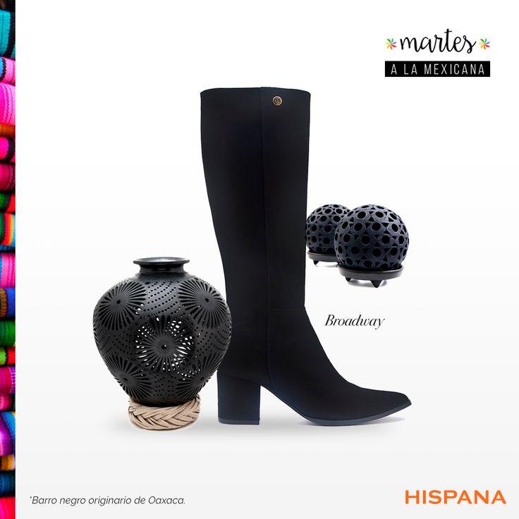 Barro negro, artesanía mexicana, zapatos mexicanos