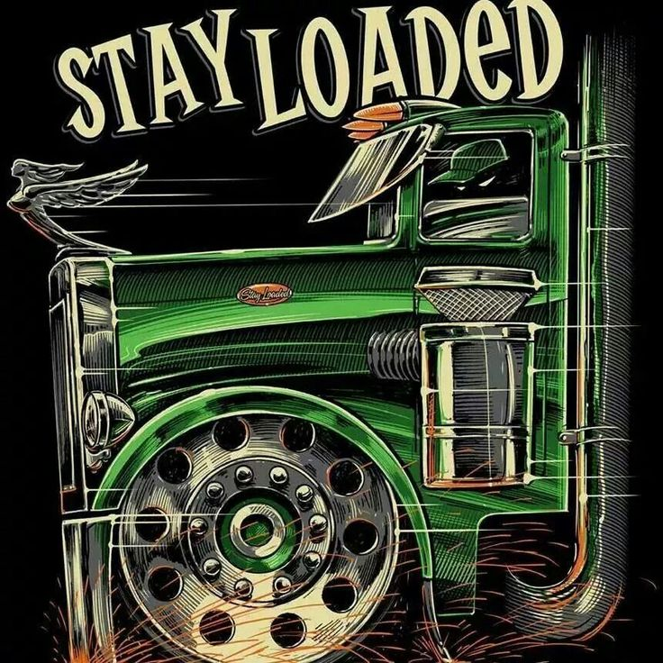 Trucking Girl & Truckers Life, part 2 - Ćwiczenia w kabinie ...