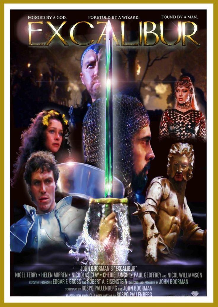 Adaptación al cine de la leyenda del rey Arturo