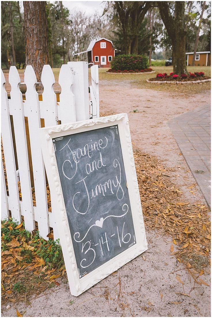 Wedding Sign | The Budget Savvy Bride
