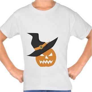 Cadılar Bayramı Kendin Tasarla - Çocuk Tişört