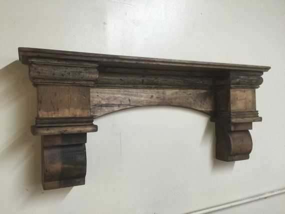 Rustic Arch Mantle Fancy Arch Mantle Fireplace by LynxCreekDesigns