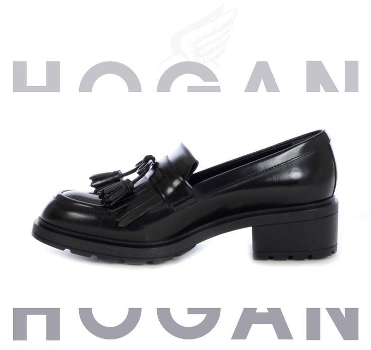 #Mocassino in #pelle con frangia e nappine #tacco di 45 mm al 30% di #sconto! Dai una scossa al tuo #stile! http://bit.ly/16KT7K6 #scarpe #shoes #saldi #promozione #primavera