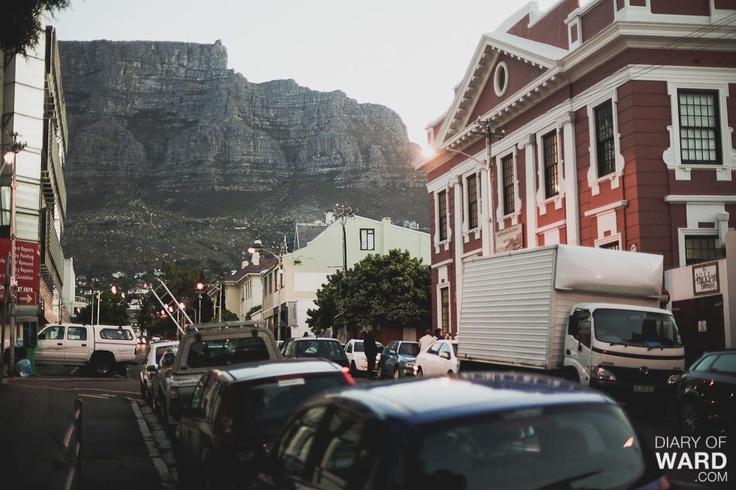 Cape Town :)