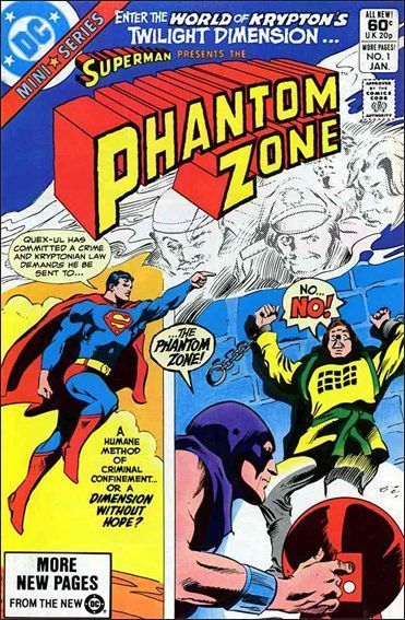 Phantom Zone #1 - VGF